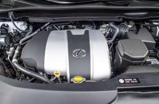 2017 Lexus RX350 Engine