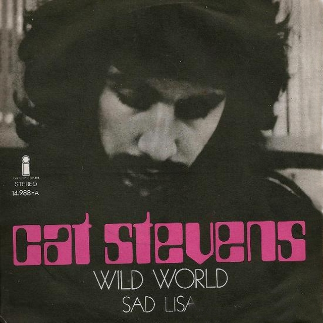 Wild World. Cat Stevens