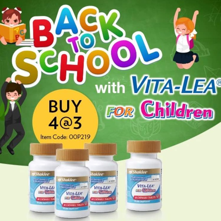 PROMO BACK TO SCHOOL (JANUARI 2018)