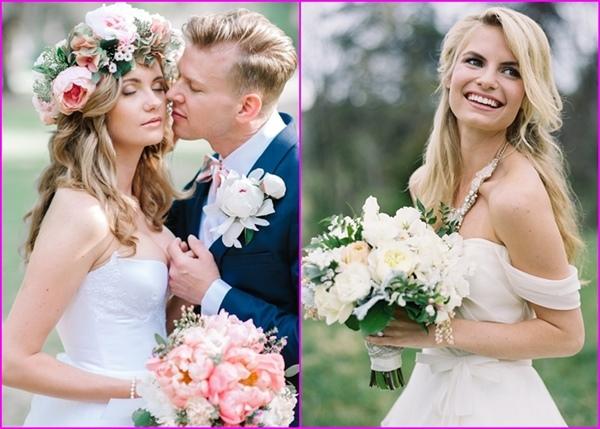 Bohemian Bridal Hairstyles 2017