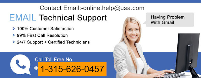 Online Email Support USA