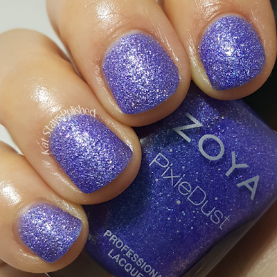Zoya Enchanted Holiday 2016 - Alice | Kat Stays Polished