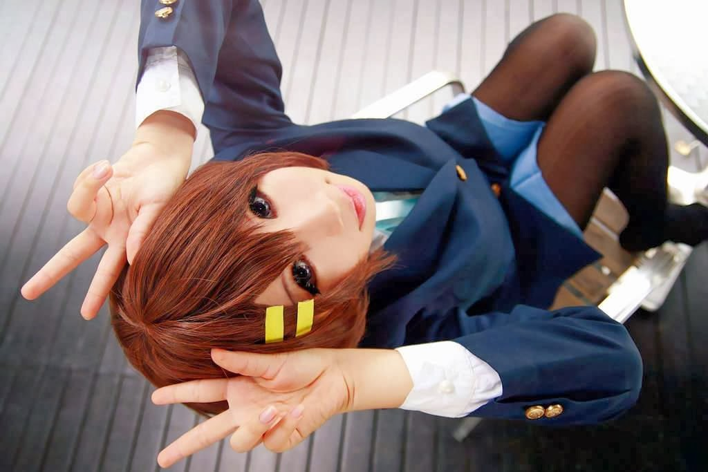 Cosplay YUI K-ON!
