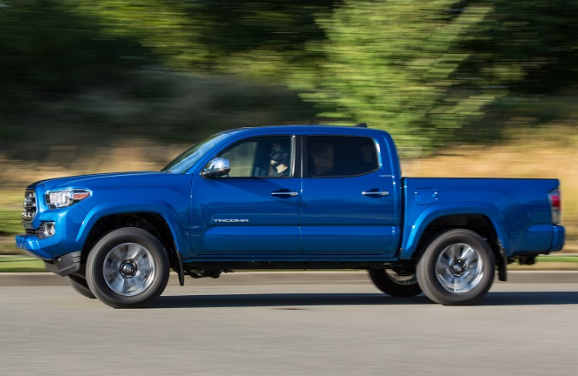 2017 Toyota Tacoma Review