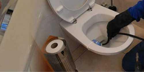 Desentupidora de vaso sanitário Sp