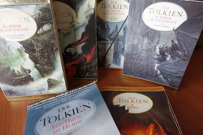libros-tolkien