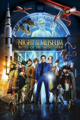 Sinopsis Film Night at The Museum: Battle of the Smithsonian (2009)