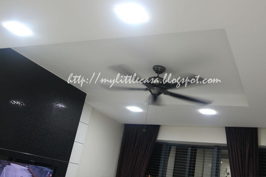Living Room Ceilings Designs - Living, Dining & Storage - RenoTalk.com ...