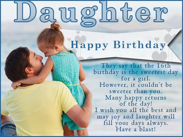 115+ Happy Birthday Wishes for Daughter - Best Quotes ...