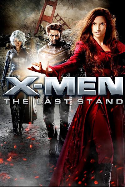 X-Men 3 The Last Stand (2006) Dual Audio [Hindi-English] 1080p