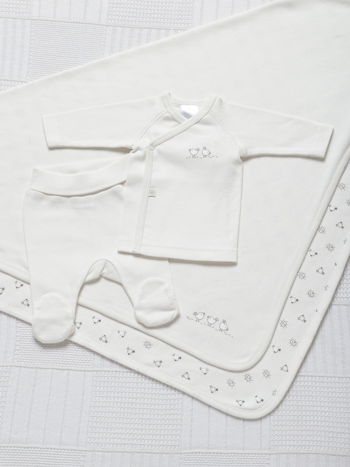 3ea501283 Ropa ecologica para bebés prematuros - Boo Noir y su Proyecto Eco