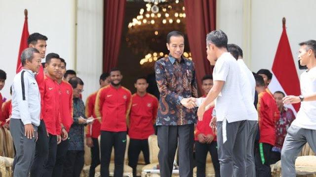 Habis Terima Bonus dari Presiden Jokowi, Indonesia U23 Kalah Telak dari Thailand U23