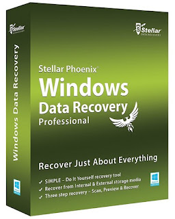 Stellar Phoenix Windows Data Recovery Professional 6.0.0.1 DC 13.11.2016