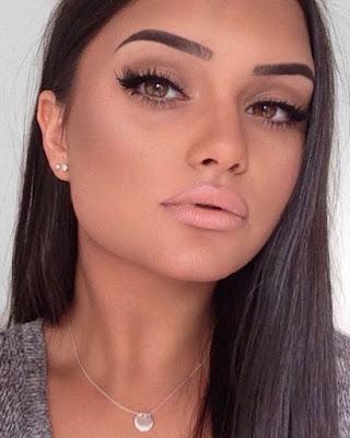 maquillaje natural color piel tumblr de moda