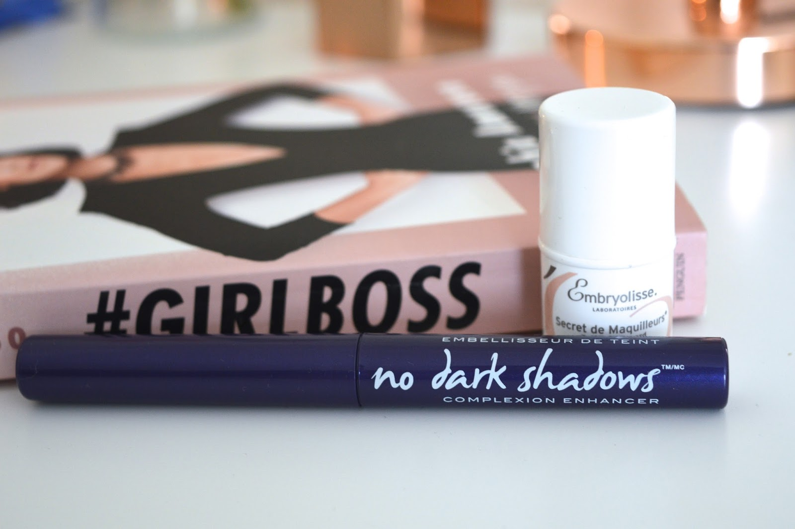 No Dark Shadows concealer review, how to hide dark shadows under eyes, beauty blog UK