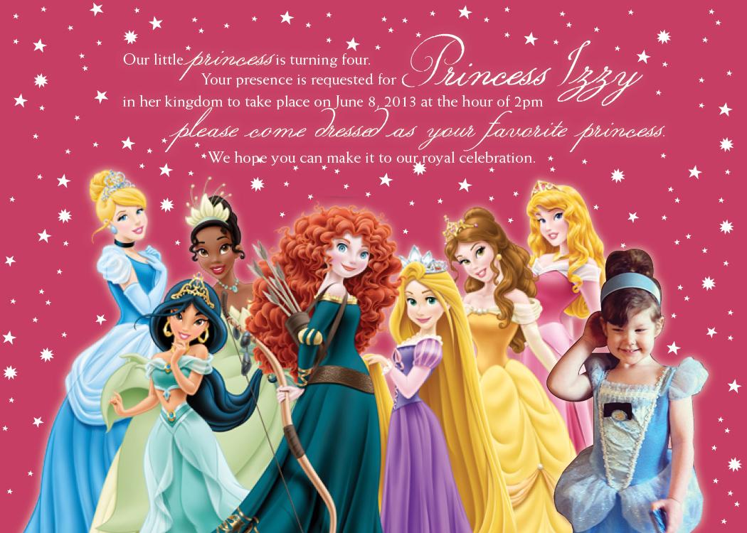 Mohaus Princess Birthday Party