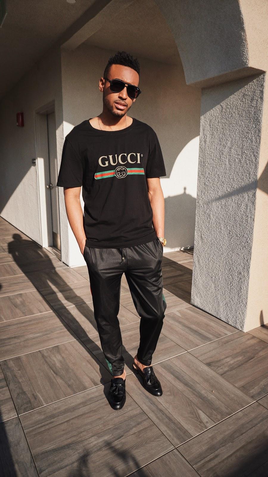 gucci tshirt mens gucci tshirt mr.porter gucci tee gucci logo t-shirt