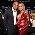 Jay Z and Beyonce stuning looks at the Grammys