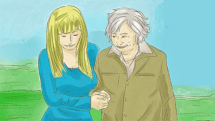 Bisogna portare rispetto agli anziani