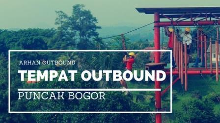 Tempat Outbound Puncak