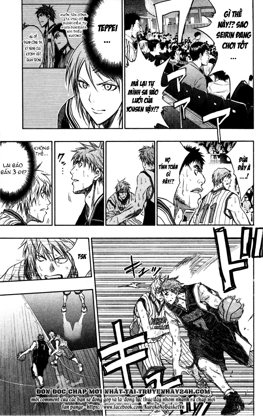 Kuroko No Basket chap 152 trang 13