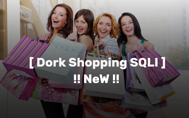 New Dork Shopping Sql Injection Priv8