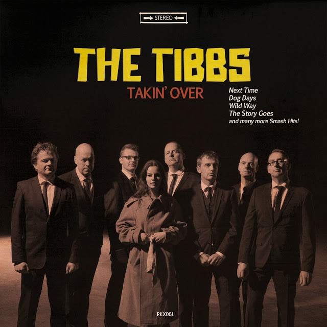 "Stream & Purchase ""Takin' Over"" album by The Tibbs (Soul)"
