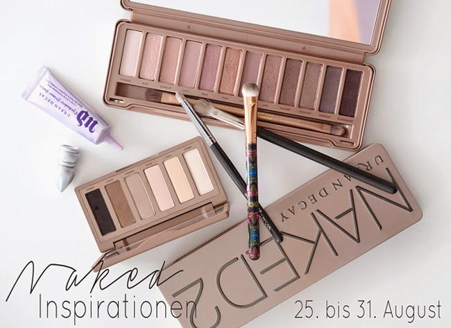 Naked Inspirationen // Urban Decay Naked 3 Look