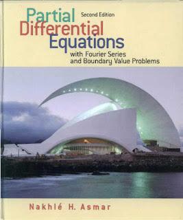 كتاب معادلات تفاضلية جزئية pdf