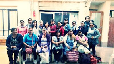 Utilizar tus conocimientos para ayudar a los demás. Es lo que hizo Marina en Bolivia.