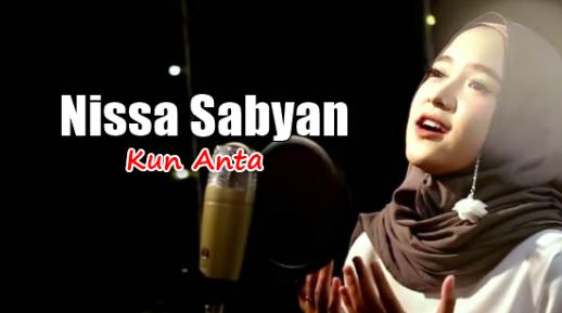 Download Lagu Nissa Sabyan Kun Anta Mp3 5 43mb Single Religi