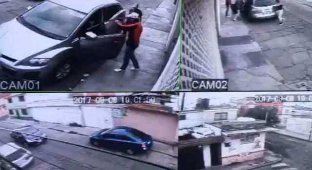 VIDEO; Con 14 años, Karen se enfrentó a balazos contra la policía