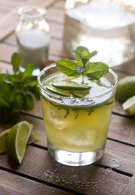 Mint Margarita | simplygluten-free.com