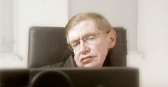 Pernyataan Kontroversial Stephen Hawking