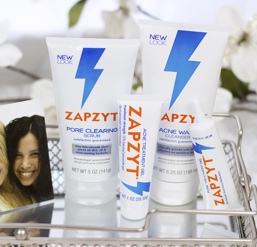 Effective Zit Removal With Zapzyt Skin Care Products Peppermint