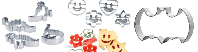 emporte pièces régressif pour biscuits