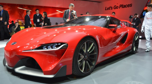 2020 Toyota Supra redesign