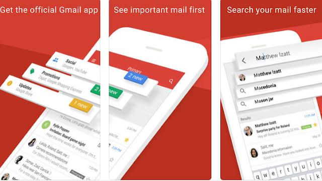 تحديث جديد يجلب إعادة تصميم لـ Gmail على نظام iOS