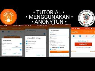 Pengguna android biasanya merasa sangat kecewa dengan kuota internet yang jika dijumlahka Cara Mengatur Anonytun Yang Mudah
