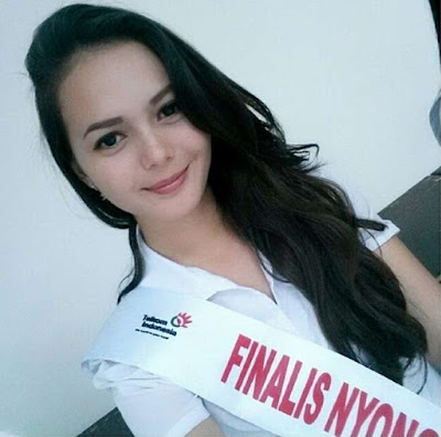 Foto Terbaru Jasi Michelle Tumbel Miss Celebrity Indonesia 2016