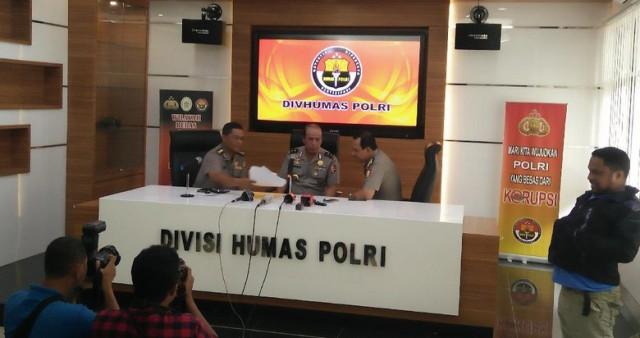 Polisi Dalami Penyandang Dana Dugaan Makar Rachmawati Soekarnoputri dkk