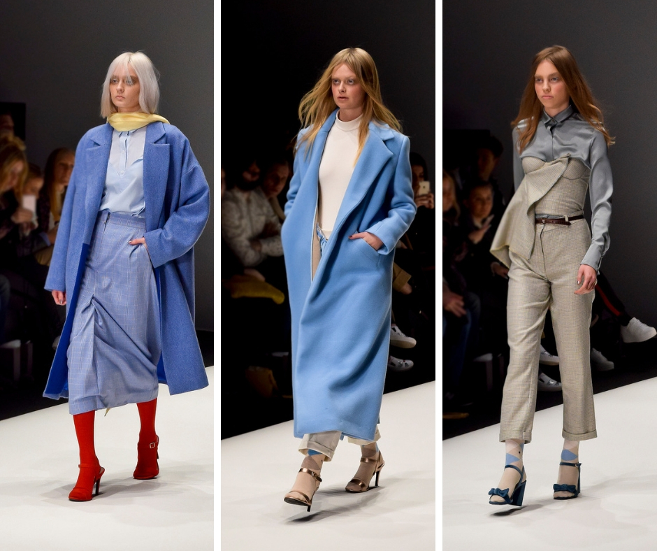 Berline Fashionweek / Danny Reinke / Herbst Winter Kollektion 2019/2020