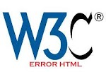 Kumpulan Error Validation W3C