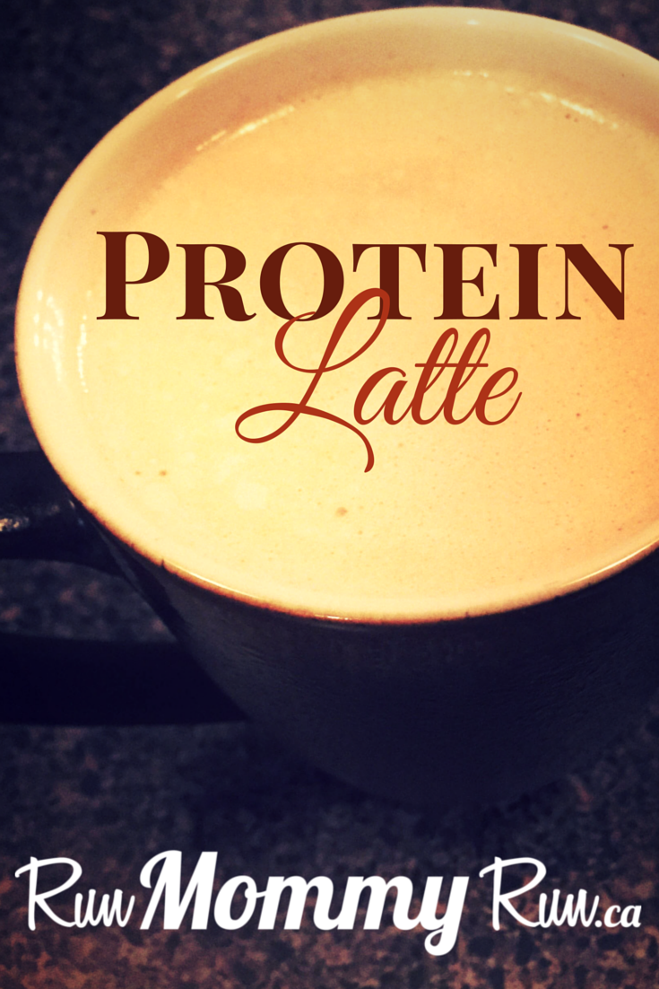 Image for protein latte