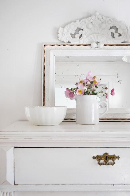 Decorara una c moda de estilo rom ntico decorar tu casa - Casas estilo romantico ...