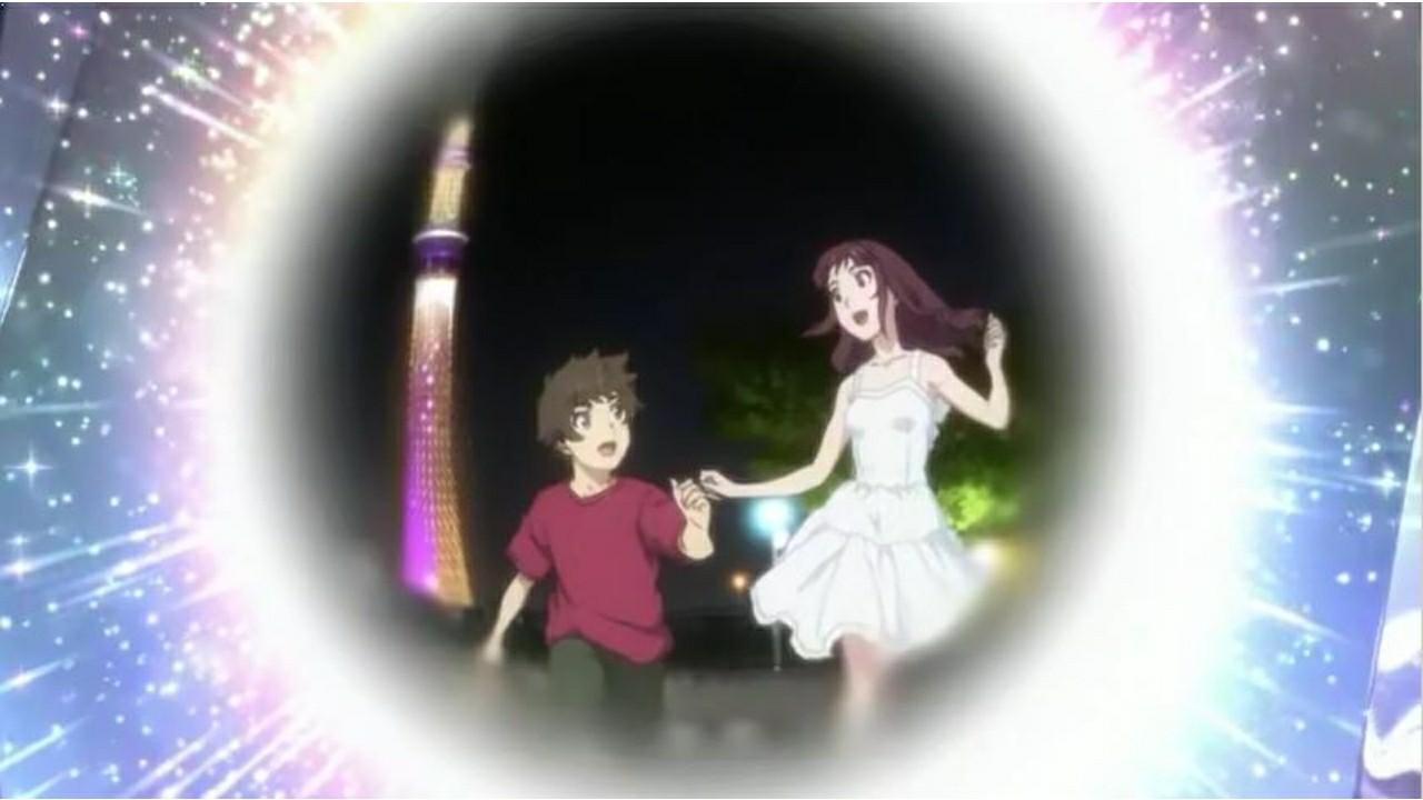 "Review Anime MOVIE Uchiage Hanabi  |  "" 1 hari Berusaha menyempurnakan kehidupan Ideal Bersamamu"""