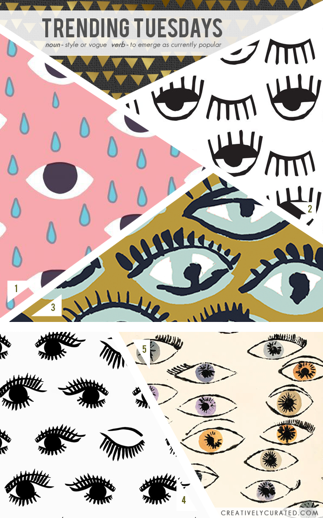 Trending Tuesdays shared on CreativelyCurated.com #eyes #trending #linklove #creativelycurated