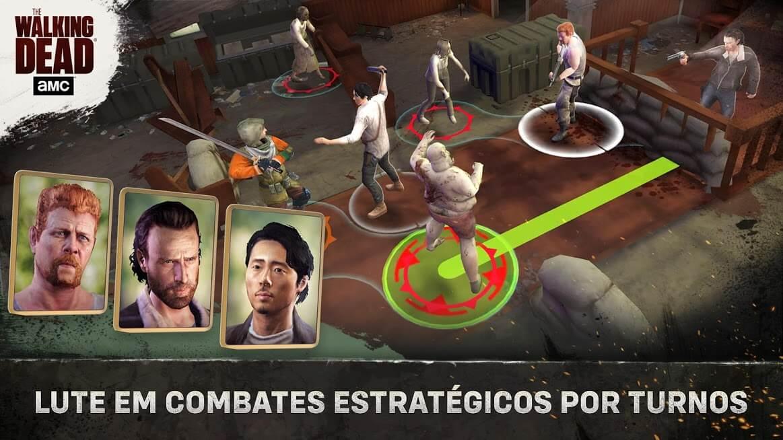 The Walking Dead No Mans Land apk free v 3.15.0.326