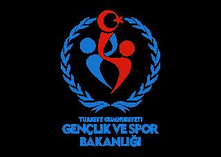 T.C.Gençlik ve Spor Bakanlığı Logo Vector