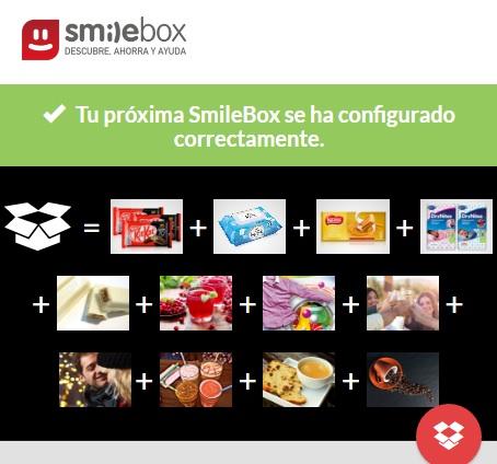 SmileBox noviembre 2016: mi selección